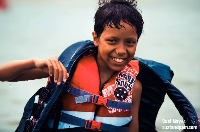 Water – Fun, Safety  and Autism