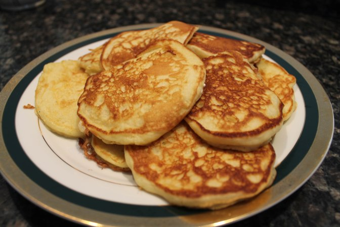 Pancake Pleasures and Memories