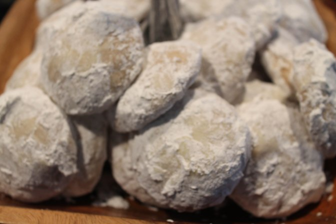 Our Favorite Mexican Wedding Cake Cookies