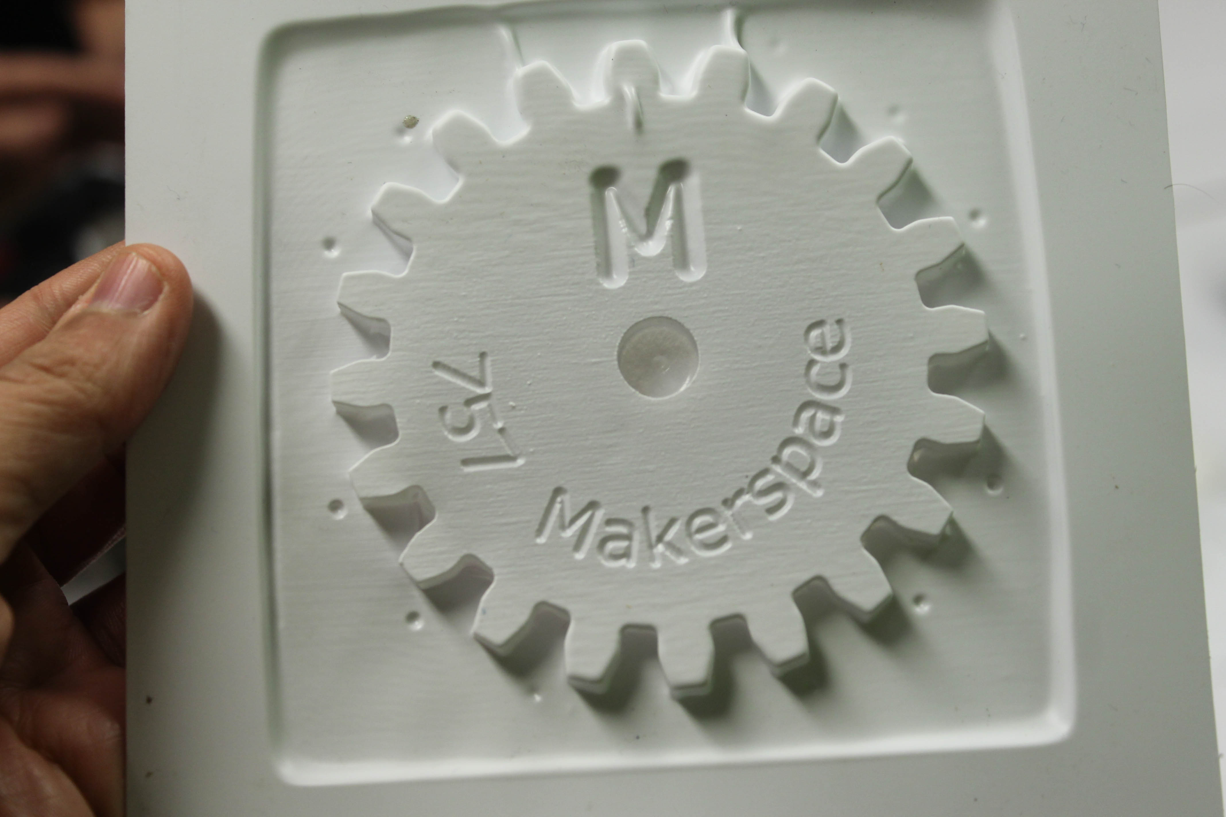 Maker Saturday: Molds, Mold Making and Casting Objects – The