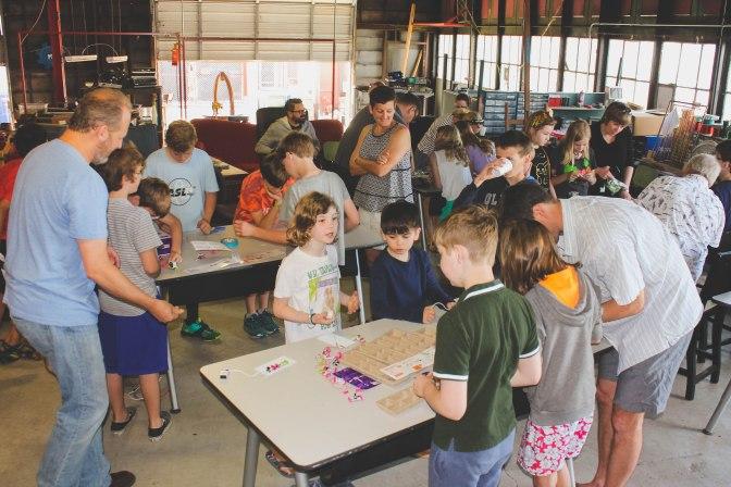 Maker Saturday: littleBits DIY Electronics