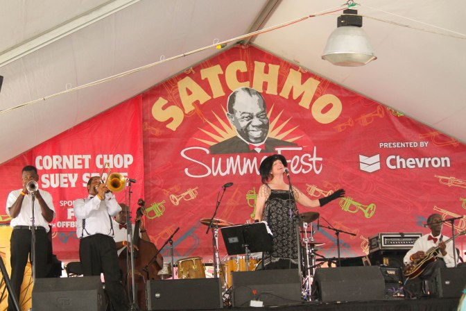 Summer Vacation – NOLA Satchmo Summerfest