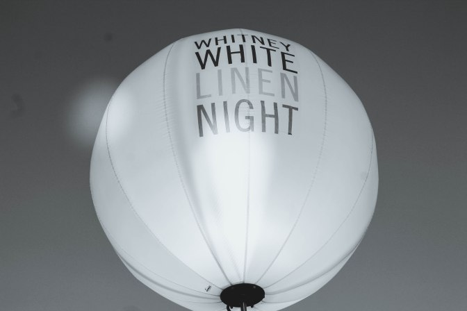 Summer Vacation – checking out NOLA White Linen Night