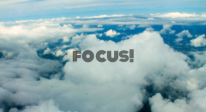 6×6 – Declaring Your Focus